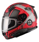 GMax Youth GM49 Trooper Snow Helmet - Dual Lens