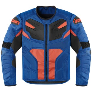 Icon Overlord Resistance Jacket Blue / 2XL [Demo - Good]