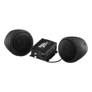 Boss Audio Rebel 600 Watt 2 Speaker Bluetooth Sound System