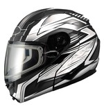 GMax GM64S Carbide Snow Helmet - Dual Lens