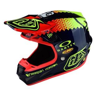 Troy Lee SE4 Team Edition Helmet