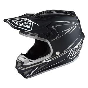 Troy Lee SE4 Pinstripe Helmet