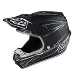 Troy Lee Designs SE4 Pinstripe Helmet