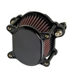 Joker Machine Smooth Omega Air Cleaner For Harley Sportster 2007-2017