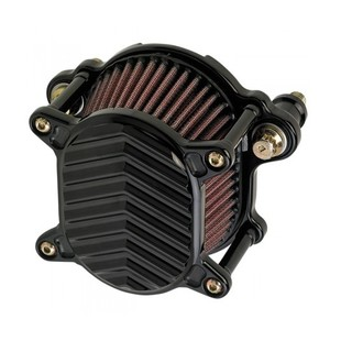 Joker Machine V Fin Omega Air Cleaner For Harley