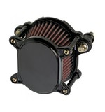 Joker Machine Smooth Omega Air Cleaner For Harley