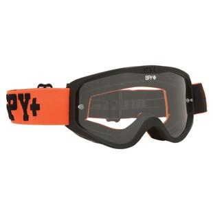 Spy Cadet Goggles (Color: Jersey Orange)
