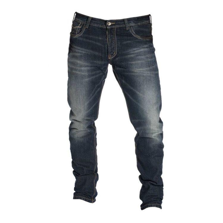 Rokker Red Selvage Slim Jeans