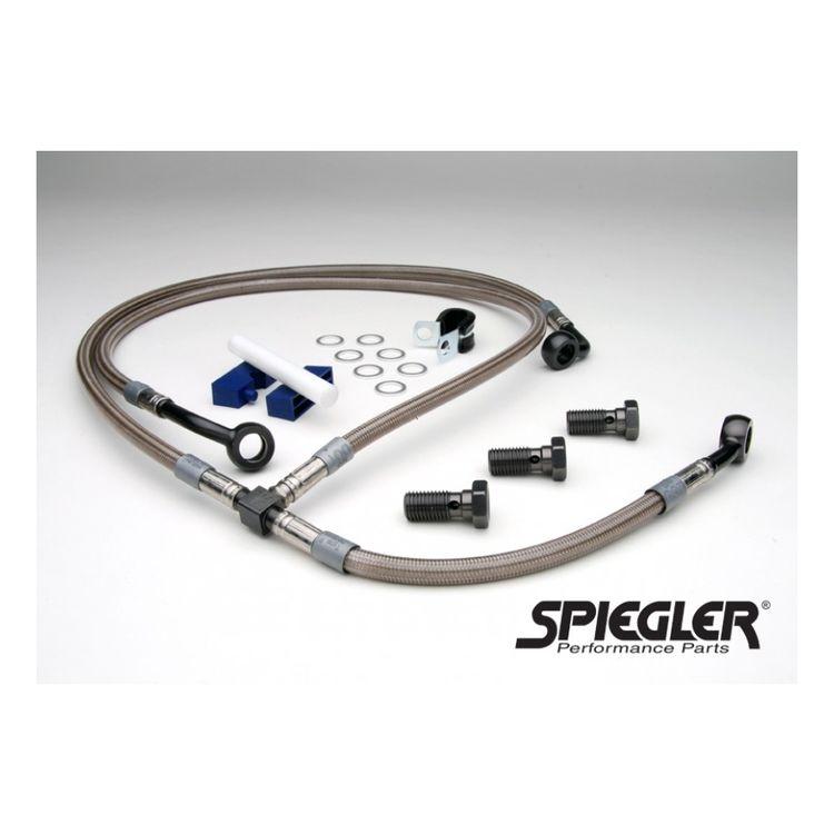 Spiegler Front Brake Line Rennsport Kit