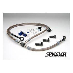 Spiegler Front Brake Line Rennsport Kit Suzuki GSXR750 2006-2010