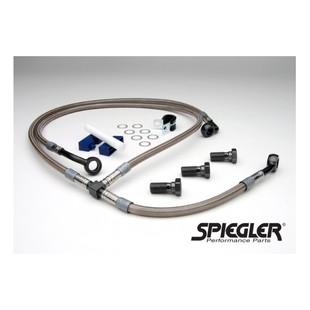 Spiegler Front Brake Line Rennsport Kit Suzuki GSXR 1000 2009-2011
