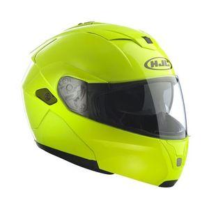 HJC SyMax 3 Hi-Viz Helmet Hi-Viz Yellow / MD [Demo - Good]
