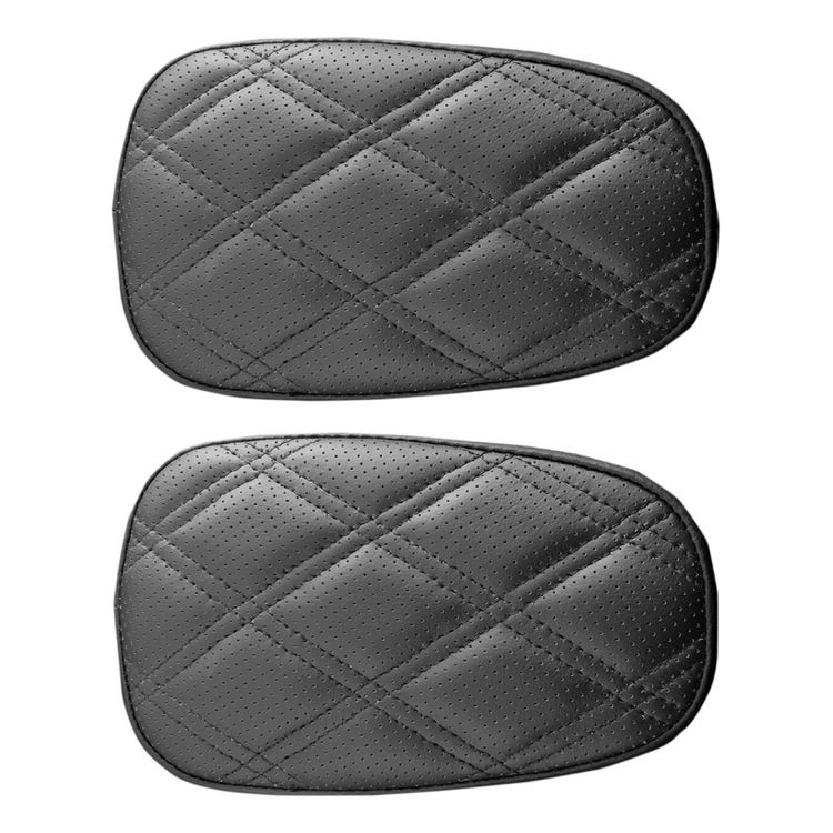 Saddlemen Arm Rest Pads For Harley Touring 2009-2019