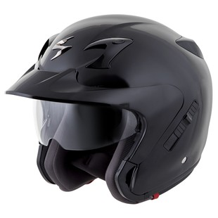 Scorpion EXO-CT220 Helmet Black / SM [Blemished - Very Good]