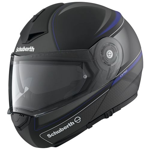 schuberth c3 pro dark classic helmet holiday closeout revzilla. Black Bedroom Furniture Sets. Home Design Ideas
