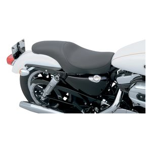 Mustang Fastback Seat For Harley Sportster With 3 3 Gallon
