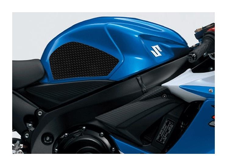 Bluetooth Motorcycle Helmet >> Eazi-Grip EVO Tank Pads Suzuki GSXR 600 / GSXR 750 2011-2018 - RevZilla