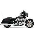 Rinehart 2-Into-1 Exhaust For Harley Touring 1995-2008