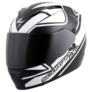 Scorpion EXO-T1200 Freeway Helmet White / XL [Demo - Good]