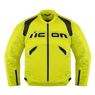 Icon Sanctuary Jacket Hi-Viz Yellow / LG [Blemished - Very Good]