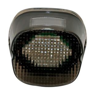 Custom Dynamics Laydown LED Taillight For Harley