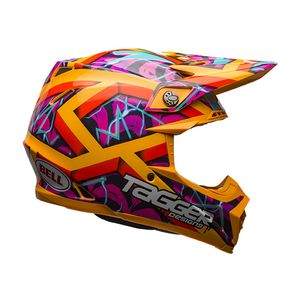 Bell Moto 9 Tagger Helmet (Size XL Only)