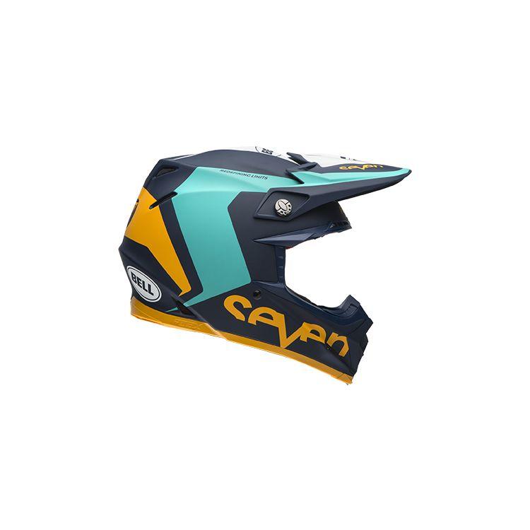 Aqua/Navy