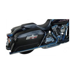 Santee Drag Pipes For Harley Touring 2010-2016