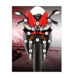 Eazi-Grip Eazi-Guard Protective Film Kit Aprilia RSV4 2009-2014