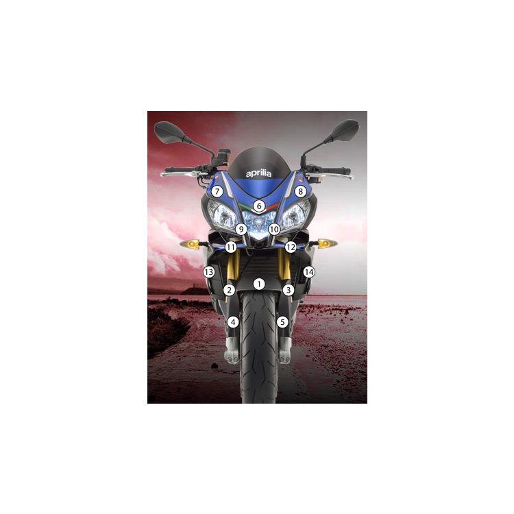 Eazi-Grip Eazi-Guard Protective Film Kit Aprilia Tuono V4 RR / Factory 2015-2020