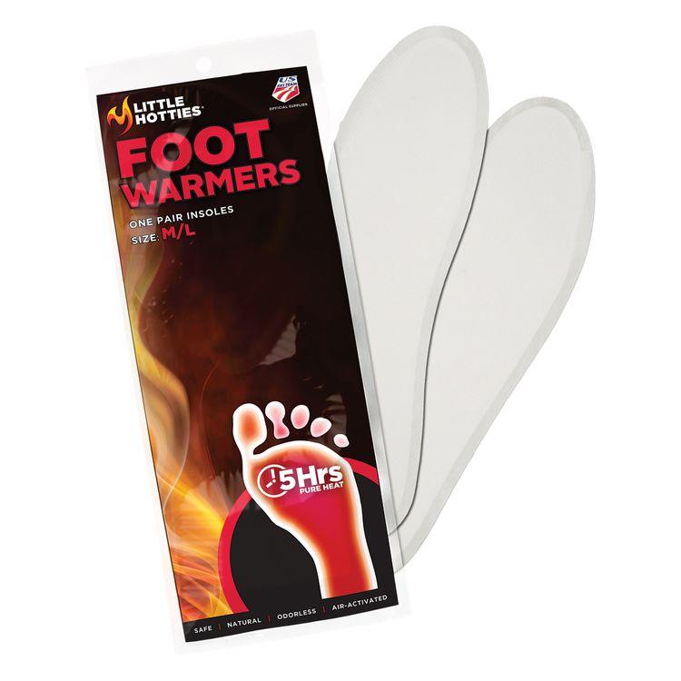 Little Hotties Foot Warmers