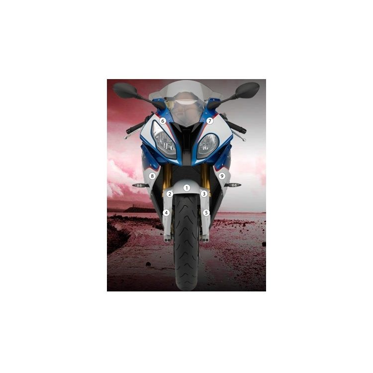 Eazi-Grip Eazi-Guard Protective Film Kit BMW S1000RR 2015-2018
