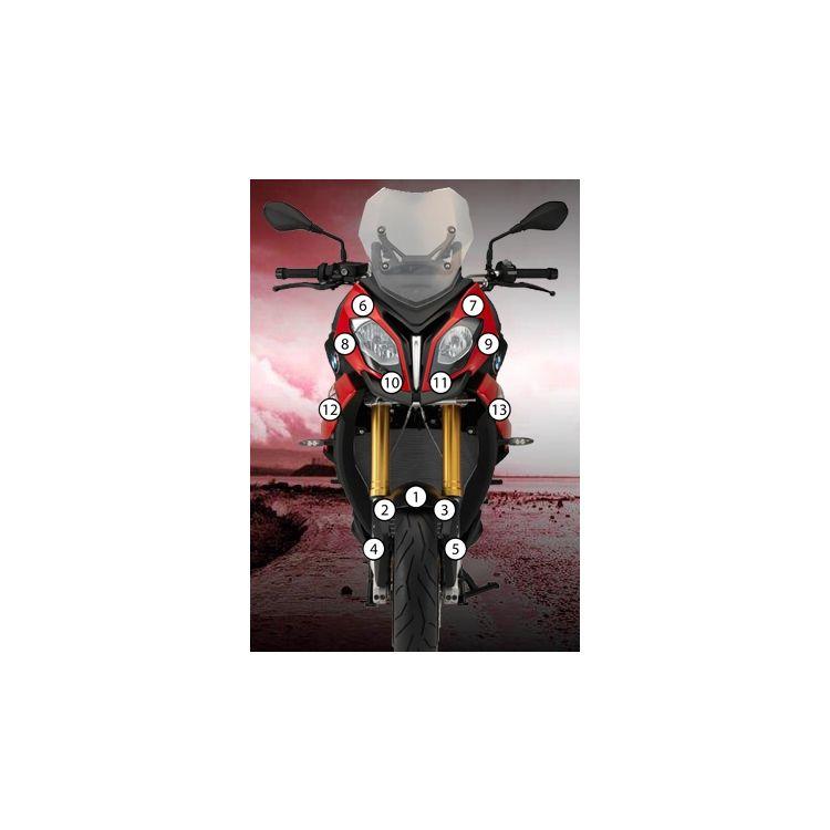Eazi-Grip Eazi-Guard Protective Film Kit BMW S1000XR 2015-2018