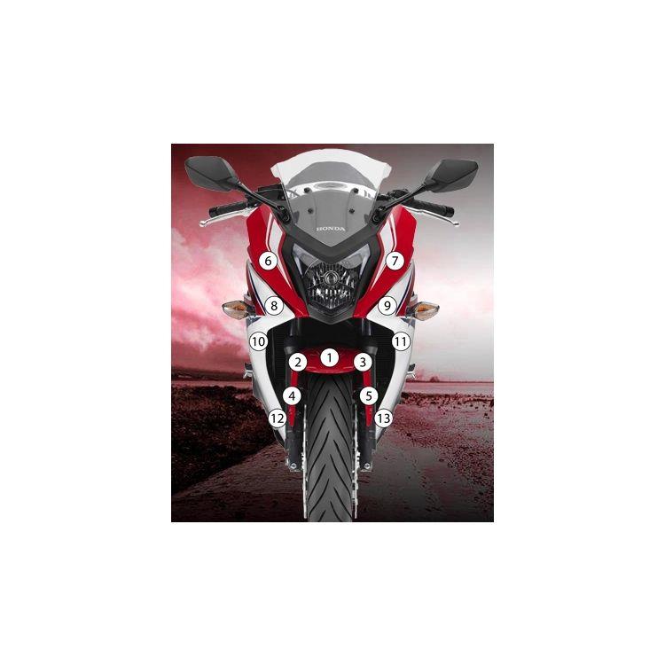 Eazi-Grip Eazi-Guard Protective Film Kit Honda CBR650F 2014-2018