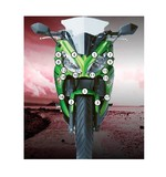 Eazi-Grip Eazi-Guard Protective Film Kit Kawasaki Ninja 650 2012-2015