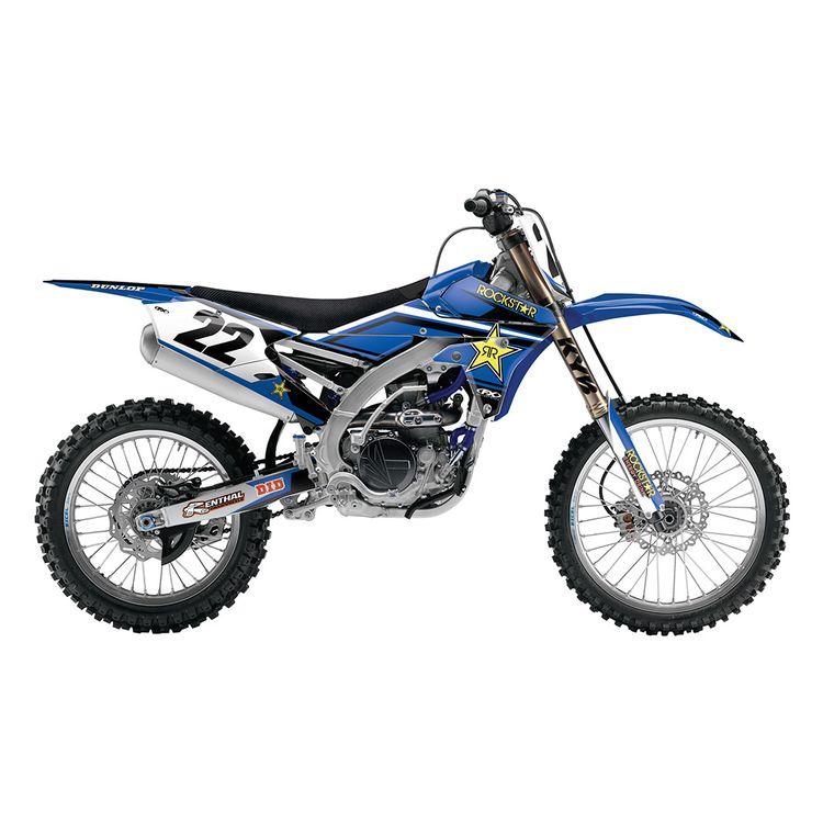 Factory Effex Complete Rockstar Graphics Kit Yamaha YZ125 / YZ250 2008-2014
