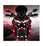 Eazi-Grip Eazi-Guard Protective Film Kit Ducati Multistrada 1200 / S 2015-2017