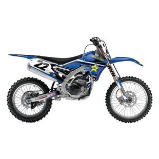 Factory Effex Complete Rockstar Graphics Kit Yamaha YZ250F / YZ450F 2014-2018