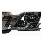 Paul Yaffe Cult 45 2-Into-1 Exhaust For Harley Touring 2007-2016
