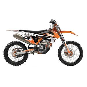 Factory Effex EVO 14 Shroud / Airbox Graphics Kit KTM SX50 2009-2015