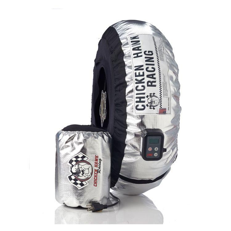 Chicken Hawk Racing Professional Line Tire Warmers Digital Temperature Controller