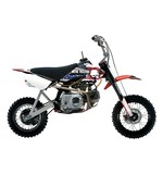 Factory Effex Metal Mulisha Shroud / Airbox Graphics Kit Honda CRF50 2004-2012