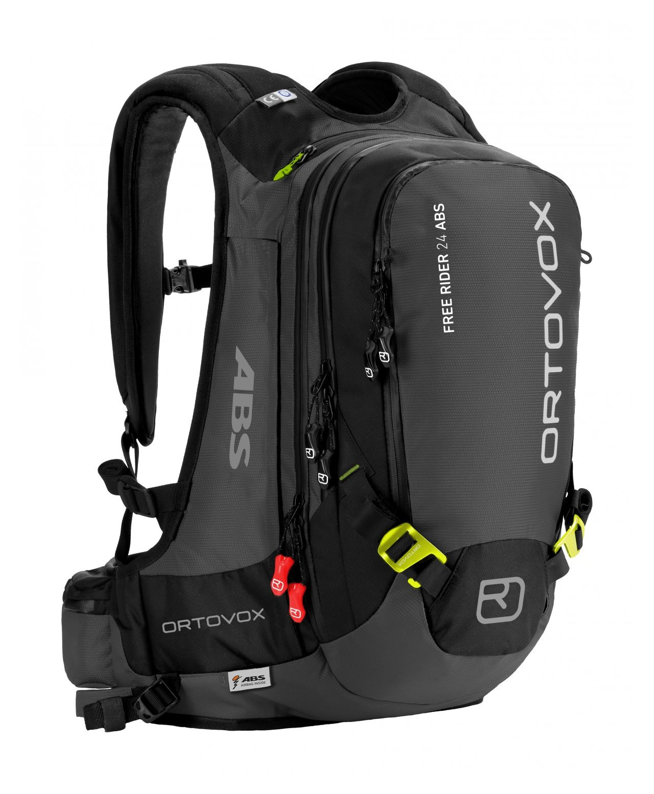 Ortovox Free Rider 24 Abs Backpack Revzilla