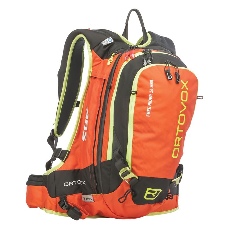 0d673794fef Ortovox Free Rider 26 ABS Backpack - RevZilla