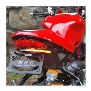New Rage Cycles LED Fender Eliminator Ducati Monster 1200 R 2016 Standard [Previously Installed]