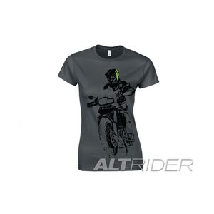AltRider BMW F800 Throttle Up Women's T-Shirt