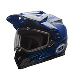 Bell MX-9 Adventure Blockade Snow Helmet - Dual Lens