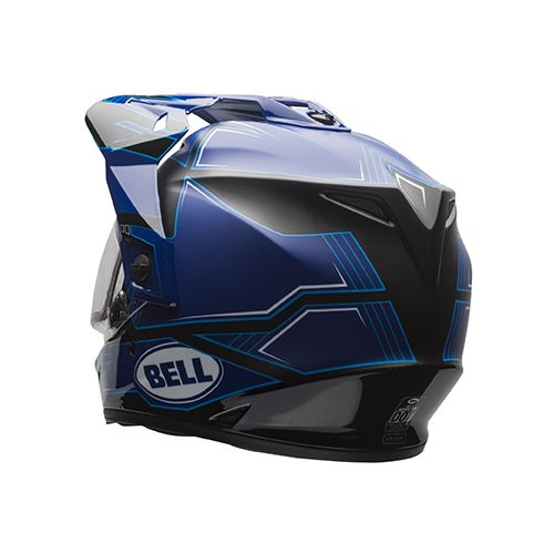 bell mx 9 adventure blockade snow helmet revzilla. Black Bedroom Furniture Sets. Home Design Ideas