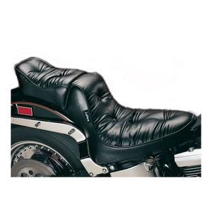 Le Pera Regal Plush Seat For Harley Softail With Standard Tire 2000-2017