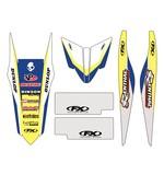 Factory Effex Trim Graphics Kit Husqvarna TC / FC / TE / FE 125cc-501cc 2014-2016